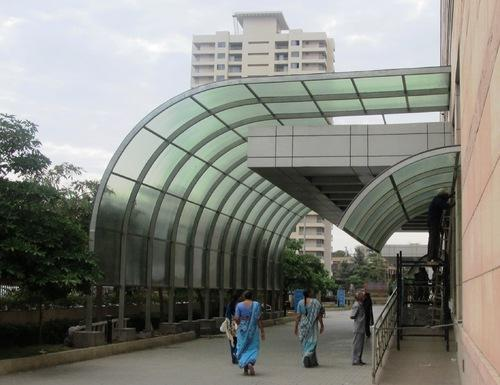 Fabrication Services Entrance Canopy Manufacturer From