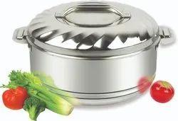 Freshia Lexi Treat Stainless Steel Hot Pot, for Hotel/Restaurant