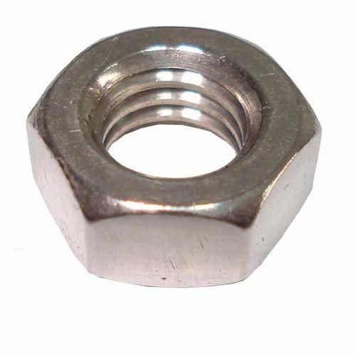 Aluminum Hex Nut, एल्युमिनियम हेक्स नट
