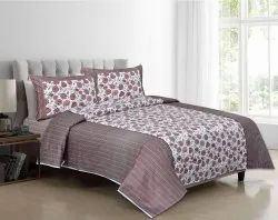 Floral Print Bedsheets for Double Bed