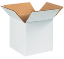 Rectangle, Round And Square Paperboard White Carton Box, Box Capacity: 11-20 Kg