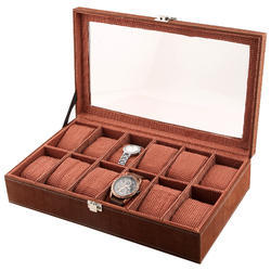 Brown Watch Case