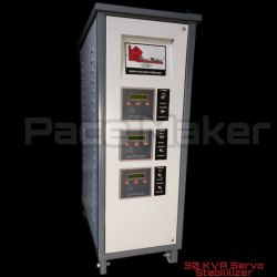 Automatic Three Phase Air Cooled Servo Stabilizer