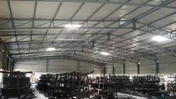 Factory Shed Roofing
