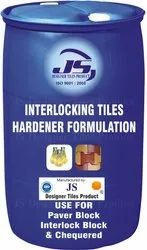 Interlocking Tile Hardener Formulation