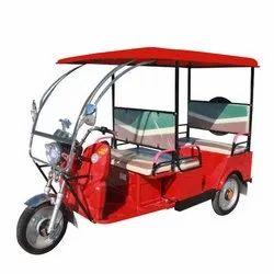Victory E Rickshaw, Vehicle Capacity: 1(driver) +4(passenger)