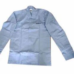 Formal Wear Cotton Men Plain Shirt