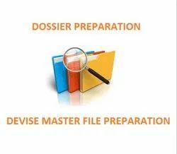 Device Master File (Dossier)