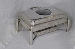 Stainless Steel Food Warmer, Capacity: 9 L