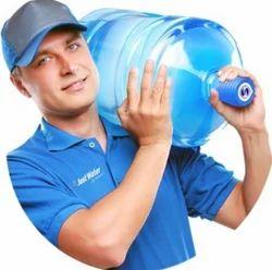20 Liter Mineral Water Color Jar