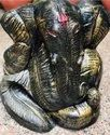 Home Decor Pan India Antique Ganesha Statue, Size/dimension: 18 Inches, Size: 18inch