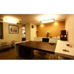 Executive Office Cabin Designs And Decoration Service In