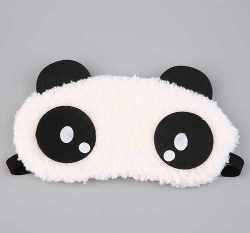 9c5f1ecfedc Cute Panda Sleeping Face Eye Mask