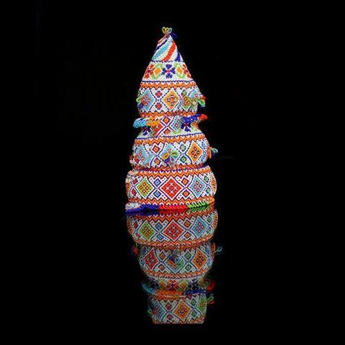 Beads Work Kalash Set