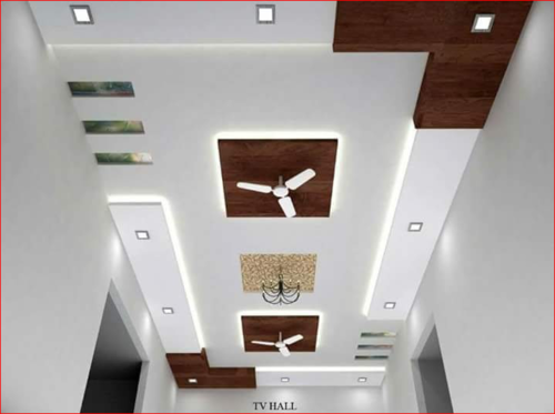 Fall Ceiling Design For Hall & False Ceiling Design Service Provider from  Hyderabad