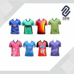 Sublimation Print T Shirt for Men & Women