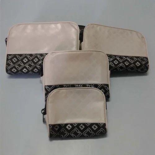 96bc2a79155 Printed Black And Cream Jewellery Purse, Rs 60 /set, Padmavati Boxes ...