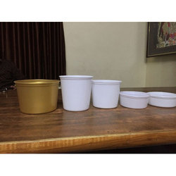 Plastic Food Container - Plastic Round Container Manufacturer from