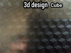 3D Stainless Steel Textures Sheets