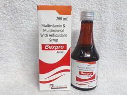 Vitamin B Complex Lysine HCL Syp