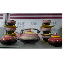 Designer Ceramic Tea Set