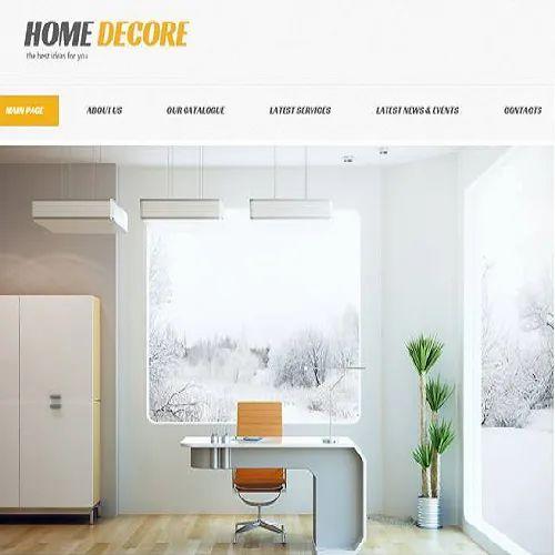 Dynamic Website Design For Home Decor In Narhe Pune Yalmar