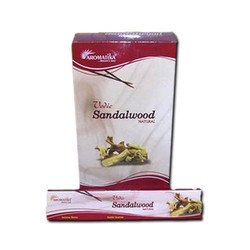 Aromatika Vedic Sandal Wood Incense Sticks-15 gram Pack