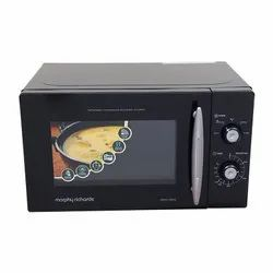 Commercial Black Microwave Oven, Capacity: 20 Llr to 35 Ltr, Size/Dimension: Medium