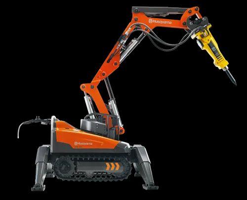 Husqvarna Demolition Robot DXR 140