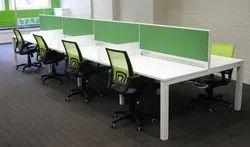 Daksh Interior FRP Open Modular Workstations, For Corporate Office
