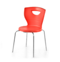 Novella 15 Plastic Cafe Chair