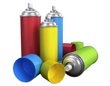 Standard Tin Colour Assorted straight cans, For Aerosol Spray,   ID: 20314204791