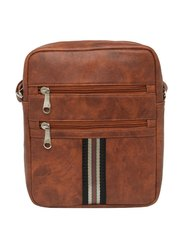 i - SAC 3.5 Ltrs Tan Travel Bag (SB 002 Tan)