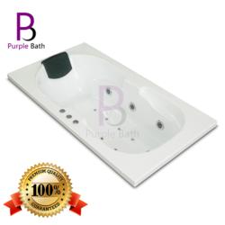 Acrylic Hindware Jacuzzi Bathtub