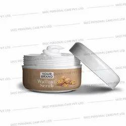 3 Years Cream Walnut Scrub, Packaging Size: 100 Gm