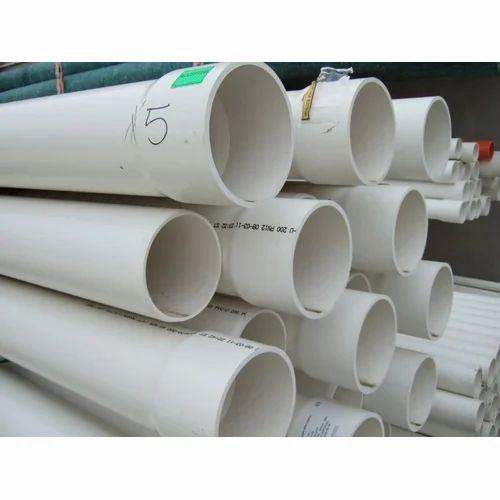 Jyoti Raj White 8 Inch PVC Pipe  sc 1 st  IndiaMART & Jyoti Raj White 8 Inch PVC Pipe Rs 85 /kilogram Shree Krishna ...
