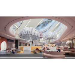 Mall Interior Designing Service