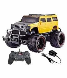 Remote Control Mad Racing Car Cross Country Hummer Style Truck 1:20 For Kids