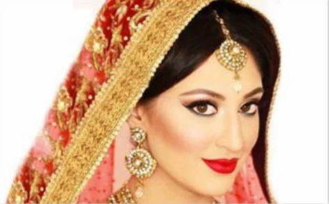 woman bridal makeup bridal make up services o2spa surat id