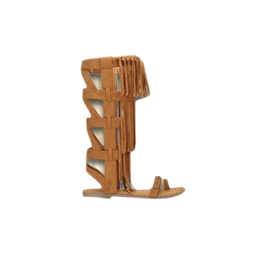 Brown Belas Fashion Ladies Gladiator Sandal a45b1ee035
