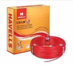 Life Line Plus S3 HRFR Cables 6 0 Sqmm