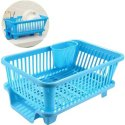 3 In 1 Dish Rack And Drainer