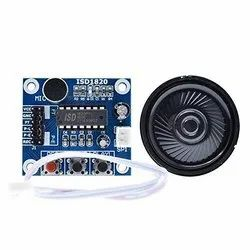 CentIoT - ISD1820 Recording Voice Module - telediphone Module with Microphones Loudspeaker