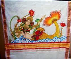 VCS 1009 Silk Saree