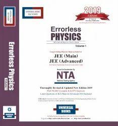 Errorless Physics Book, 2020