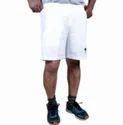 Men White Shorts