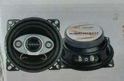 Worldtech car speaker 4 inch, For Cars, Model Name/Number: 405