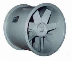 Duct Axial Flow Fan, For Industrial