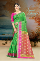 Daman Pure Banarasi Silk Saree