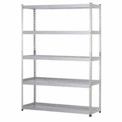 Stainless Steel Movable Unit Shelf Rack